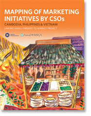 Mapping of Marketing Initiatives by CSOs: Cambodia, Philippines and Vietnam