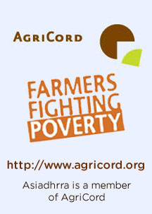 Asiadhrra is a member of AgriCord