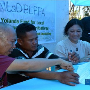 Signing of the Memorandum of Agreement – UNLAD-BLFFA.