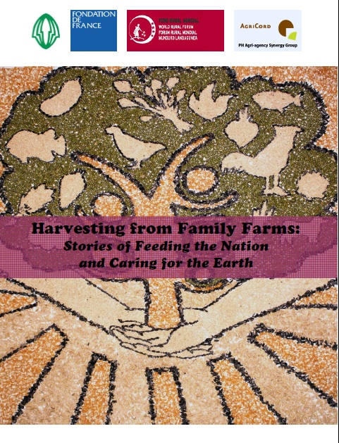 Harvesting from Family Farms: Stories of Feeding the Nation and Caring for the Earth
